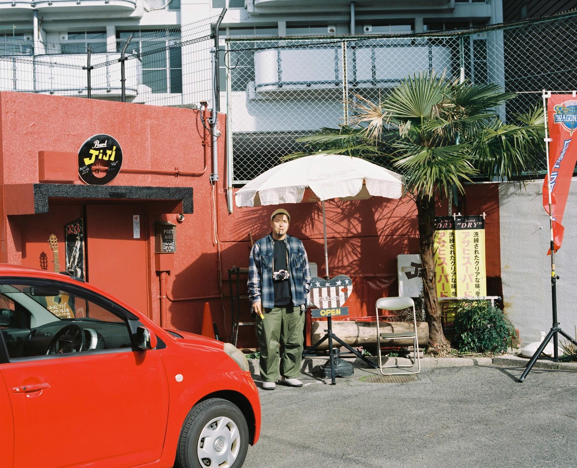 About Masahiro Ohno